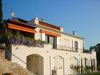 5 bedroom Villa in Vallauris-Cannes, Vallauris-Cannes, France : ref 2244686 - Le Cannet vacation rentals