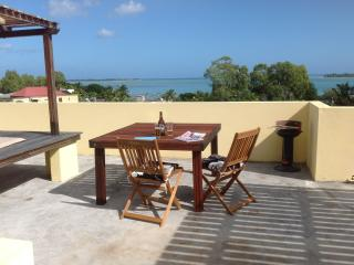 Studio 4 ( Garden) with Sea views on roof deck - Le Morne vacation rentals