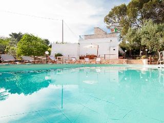 Villa Rotondo: Trulli with pool in Puglia - Monopoli vacation rentals