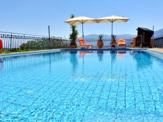 On Top of the World! -tranquility, panoramic views - Chania Prefecture vacation rentals
