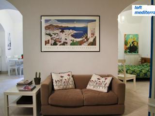 MEDITERRANEAN LOFT WIFI CHIAIA - Naples vacation rentals
