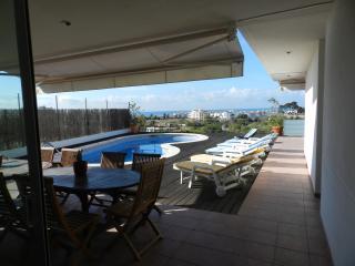 Spacious  Villa with large pool & sea views - Sitges vacation rentals