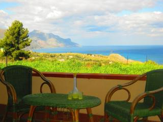 Charmingi Villa Antonnella with pool and sea view - Trapani vacation rentals