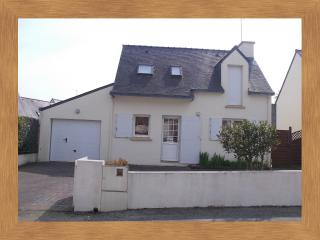 Lovely House in Saint-Philibert with Satellite Or Cable TV, sleeps 7 - Saint-Philibert vacation rentals