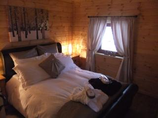 Beautiful Cabin with Hot Tub and Television - Clipstone vacation rentals