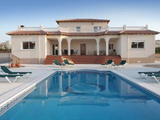 Villa Cassablanca Luxury Villa sleeps 9 + 2 cots - Region of Murcia vacation rentals