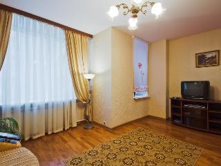 Romantic 1 bedroom Apartment in Moscow with A/C - Moscow vacation rentals