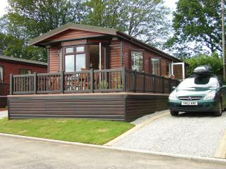 Lovely Cabin with Washing Machine and Television - St Teath vacation rentals