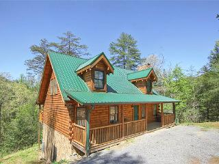 Spacious Cabin with Deck and Television - Sevierville vacation rentals