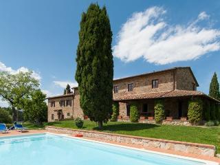 8 bedroom Villa in Montelupo, Tuscany, Italy : ref 2018048 - Poggio alla Malva vacation rentals