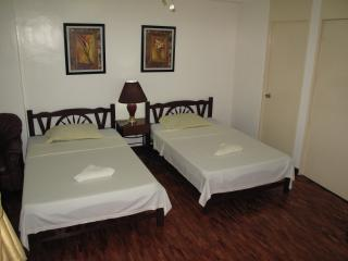 Large Twin Bed Serviced Apt. Makati Ave. (1103) - Makati vacation rentals