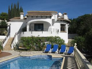 Seaview-Private Pool-Peace and Quiet-El Portet - Alicante Province vacation rentals