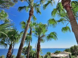 Villa with Sea View and Pool in Alcanada Alcudia. - Puerto de Alcudia vacation rentals