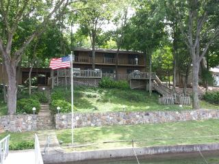 The Millstone Estate-Miles long view of the Lake! - Gravois Mills vacation rentals