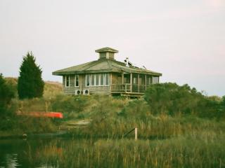 Private island cottage with 19ft boat / 45hp motor - Emerald Isle vacation rentals