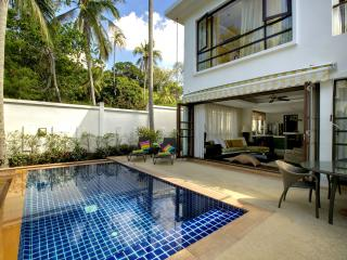Stylish 3-Bedroom just a minute's walk to beach - Koh Samui vacation rentals