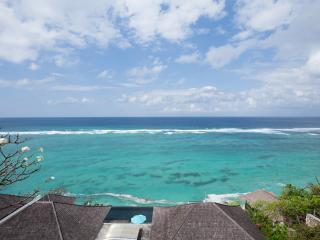 Million$ Views from top of the cliff villa - Pecatu vacation rentals