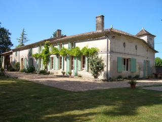 6 bedroom Manor house with Internet Access in Les Artigues-de-Lussac - Les Artigues-de-Lussac vacation rentals