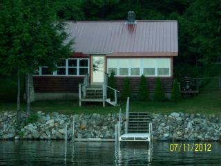 Pleasant Pond Waterfront Rental - Northern Maine vacation rentals