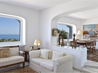 Luxury panoramic villa on island of Ischia - Lacco Ameno vacation rentals