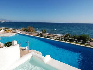 Sinfonia del Mar LUSH GARDENS BEACH FRONT LINE - Estepona vacation rentals