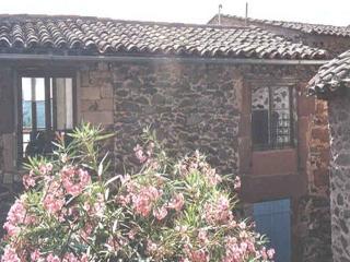 Mas Canet Hse 2 garden terrace - Salasc vacation rentals