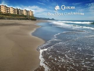 Oceanfront condo with private beach access - Depoe Bay vacation rentals