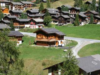 Spacious Chalet with Internet Access and Satellite Or Cable TV - Zinal vacation rentals