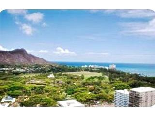 1.5 Bedroom Suite 3314 in the Waikiki Sunset - Honolulu vacation rentals