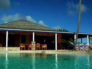 The Carib House, 5 bedrooms with pool and beach - Antigua and Barbuda vacation rentals