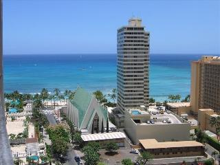 Waikiki Banyan Deluxe Ocean View Suite 2612 T-1 - Waikiki vacation rentals