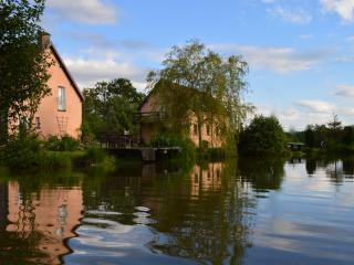 La Chatouillette Coach House Gite & Carp Lake - Normandy vacation rentals