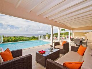 Elegant and comfortable villa with magnificent ocean views WV ACR - Vitet vacation rentals