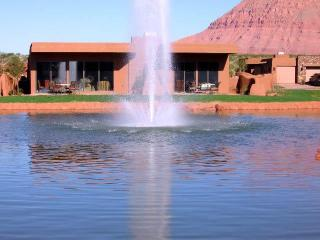 Entrada Villa at Snow Canyon CC 9th Fairway - Saint George vacation rentals