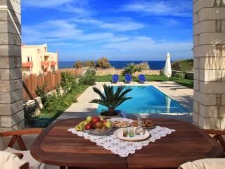 Villa next to the beach, no car needed! - Sfakaki vacation rentals