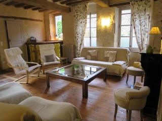 Maison de charme : Authenticité, Calme, Nature au Centre ville. A 2h de Paris - Mamers vacation rentals
