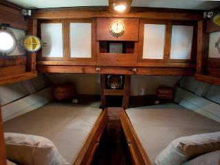your private Yacht in Komodo : the