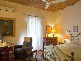 Tuscan B&B in Manciano features long fire, terrace and wi-fi access - Manciano vacation rentals