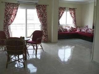 Spacious, clean and well-appointed apartment - Hurghada vacation rentals