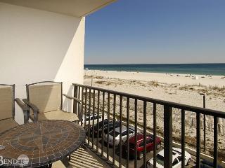 Island Winds West 373 ~ Beachfront near Public Beach~Bender Vacation Rentals - Gulf Shores vacation rentals