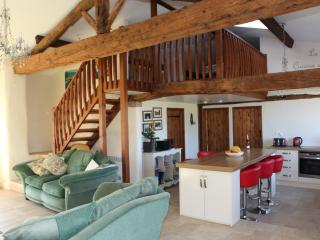 Nice Barn with Deck and Internet Access - Moutiers-les-Mauxfaits vacation rentals