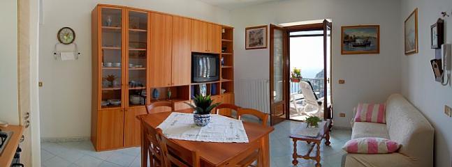 Casa Rica B - Image 1 - Positano - rentals