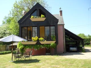La Maison Rose-romantic cottage in Indre region - Nohant-en-Goût vacation rentals