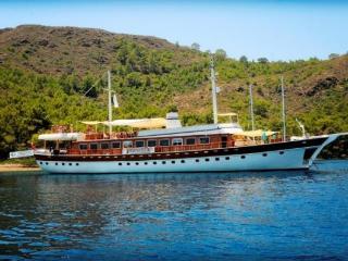 luxury yacht charter Mediterraean Turkey - Alanya vacation rentals