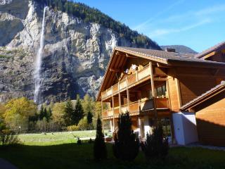 Alpine retreat in a Tolkienesq - Lauterbrunnen vacation rentals