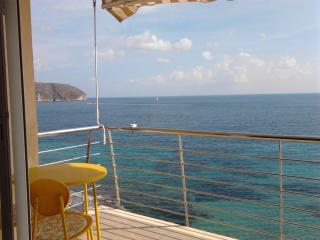 Cosy apartment beach-front - Moraira vacation rentals