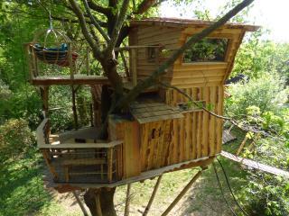 Cabane perchée Fuscia Pays Basque - Tarnos vacation rentals