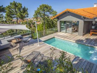 Biarritz Design Villa w/ Heated Pool & Ocean Views - Biarritz vacation rentals