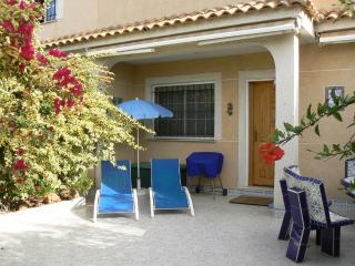 Modern house with pretty garden at the beach - Cabo de Palos vacation rentals