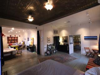 """Artsy"" Studio dtown Alpine by Marfa 3 beds/1 bath - Big Bend Country vacation rentals"